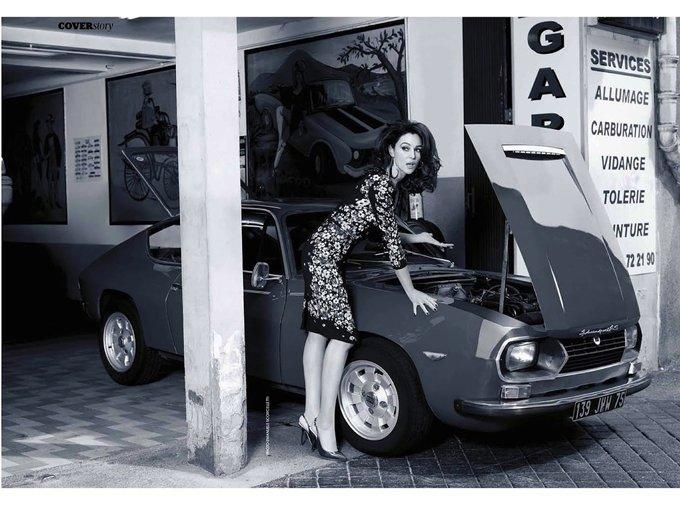Моника Беллуччи – Madame Figaro (фото) - фото 1