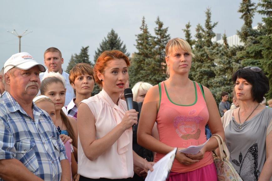 О чём горловчане спрашивали власти через телемост Горловка-Донецк, посвящённый «Стиролу» и экологии., фото-1
