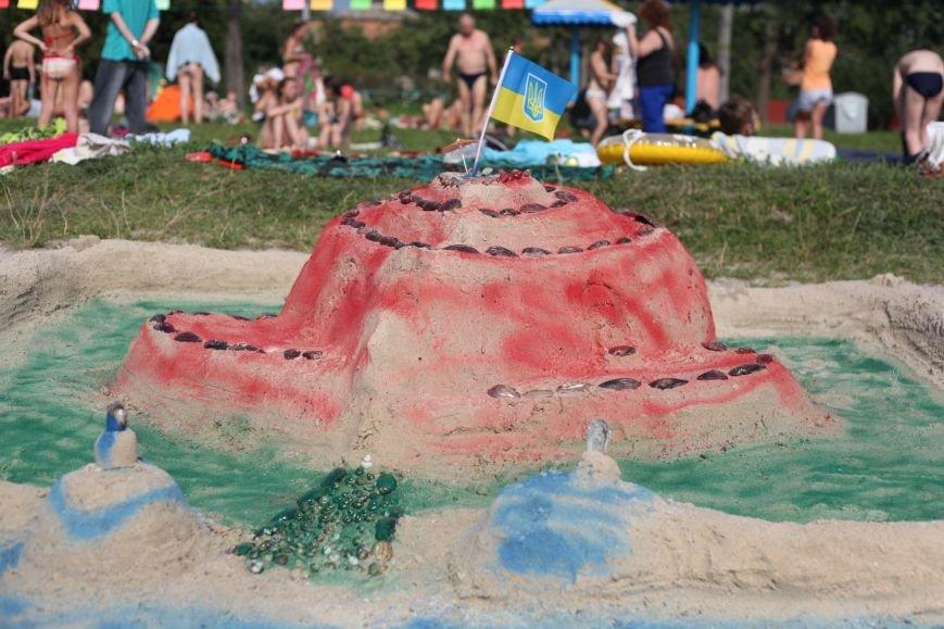 замки з піску5