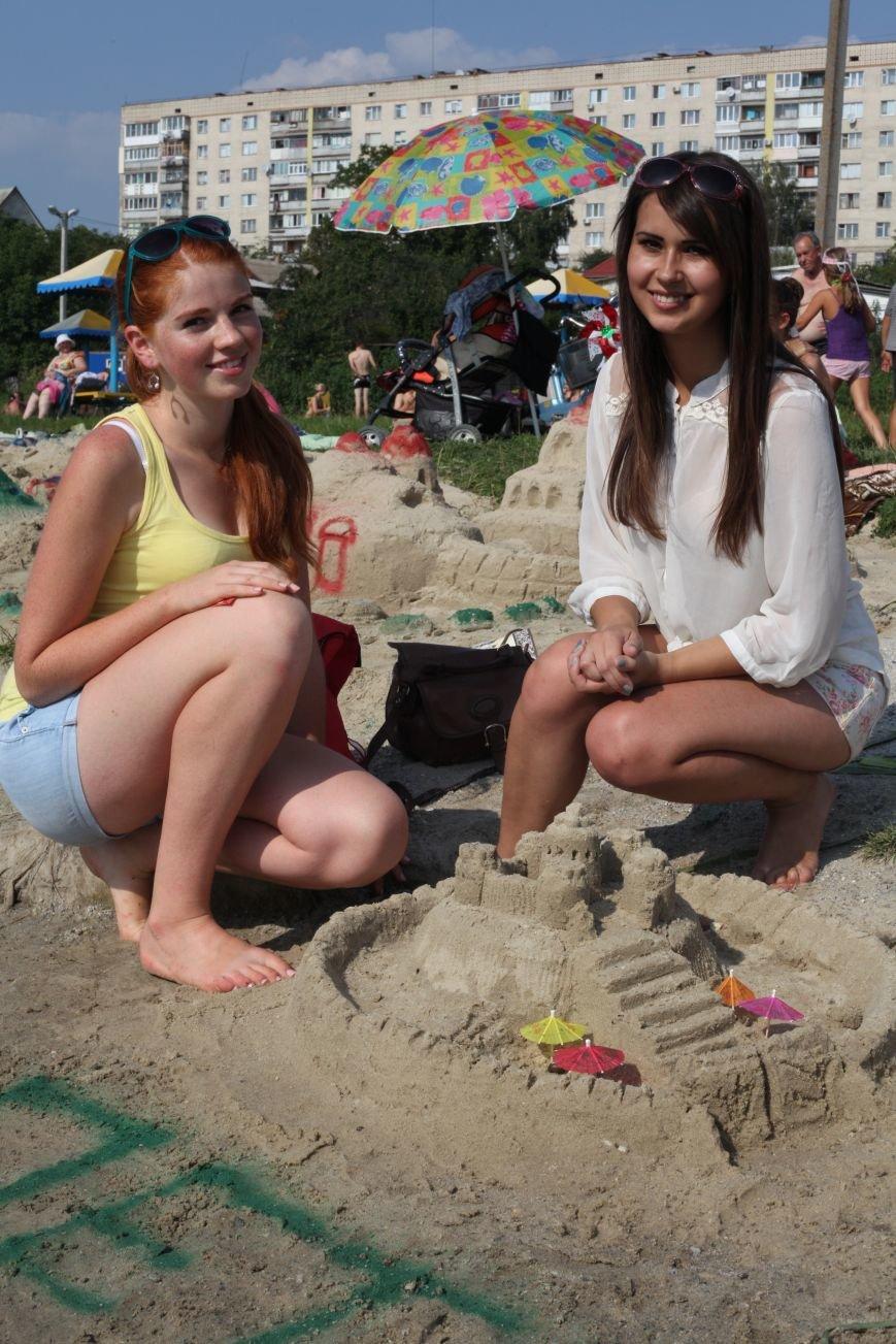 замки з піску8
