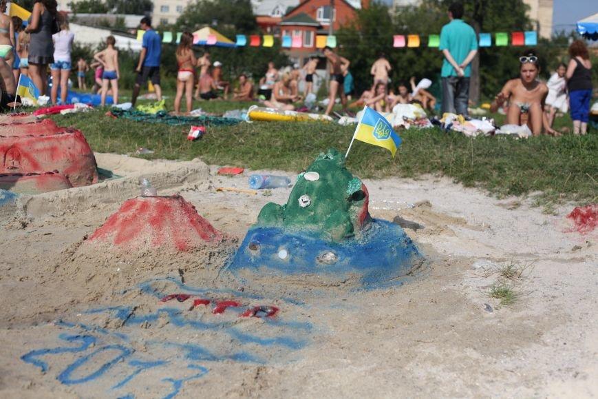 замки з піску6