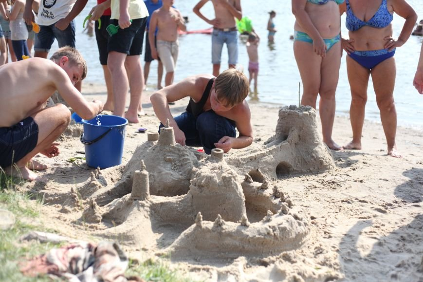 замки з піску7