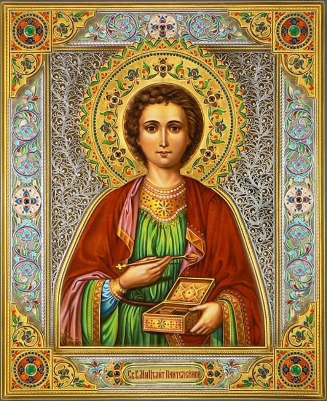 святой Пантелиимон1