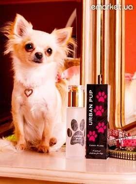 парфюмированная вода для собак