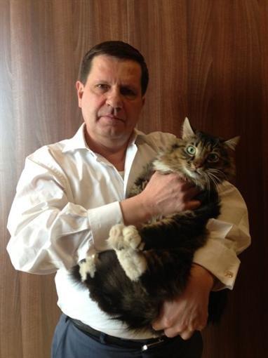 костусев с котом