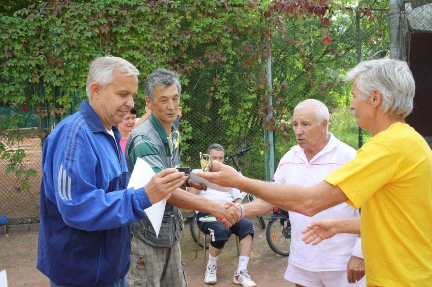 Турнир по теннису, посвященный Дню физкультур-ника (3)