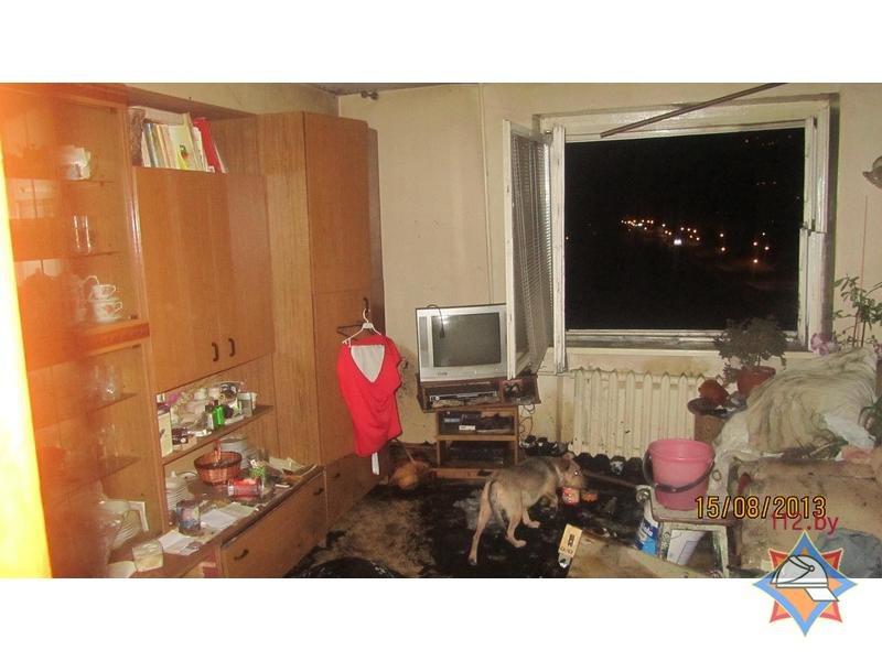20130815_Гродно_Дзержинского_горела квартира (3)