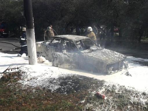 сгорел авто2