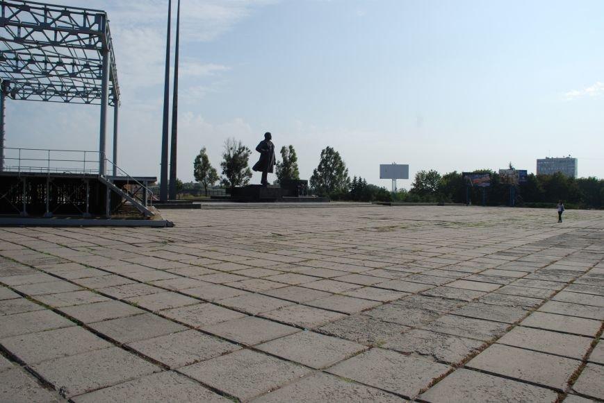 площадь Лен