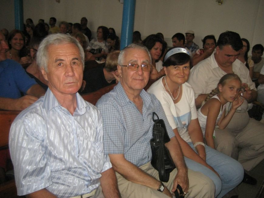 На Фестивале в синагоге
