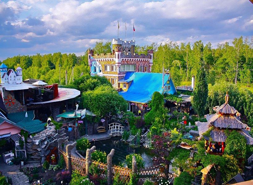 ДА! Единственный в мире музей Башмака открыт в Домодедово (фото) - фото 11