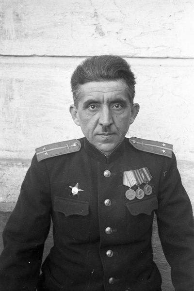 1944 фотокор Николай Щеглов фото А. Соколенко