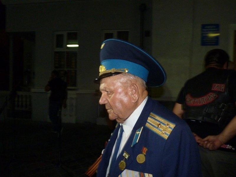 ветеран Петр Кошевой