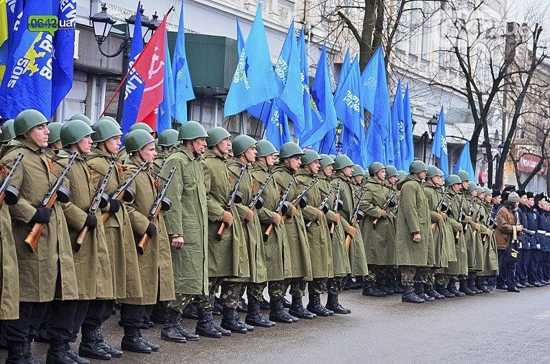 7 - парад освободителей