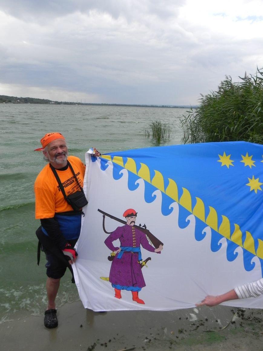 Днепропетровский странствующий философ отправился в путешествие через Черное море на байдарке (ФОТО) (фото) - фото 2