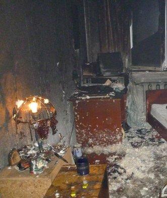 пожар в Чебоксарах1