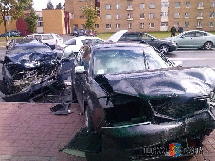 20130913_Гродно_область_Лида_уснул за рулем_авария