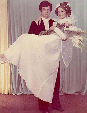 Жду всегда: Александр Тимошенко поздравил жену с годовщиной свадьбы (фото) - фото 1