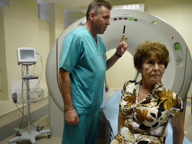 За подаренный Севастополю чудо-томограф платил не президент [фото] (фото) - фото 10
