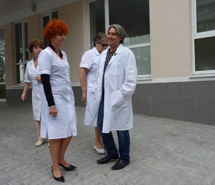 За подаренный Севастополю чудо-томограф платил не президент [фото] (фото) - фото 7