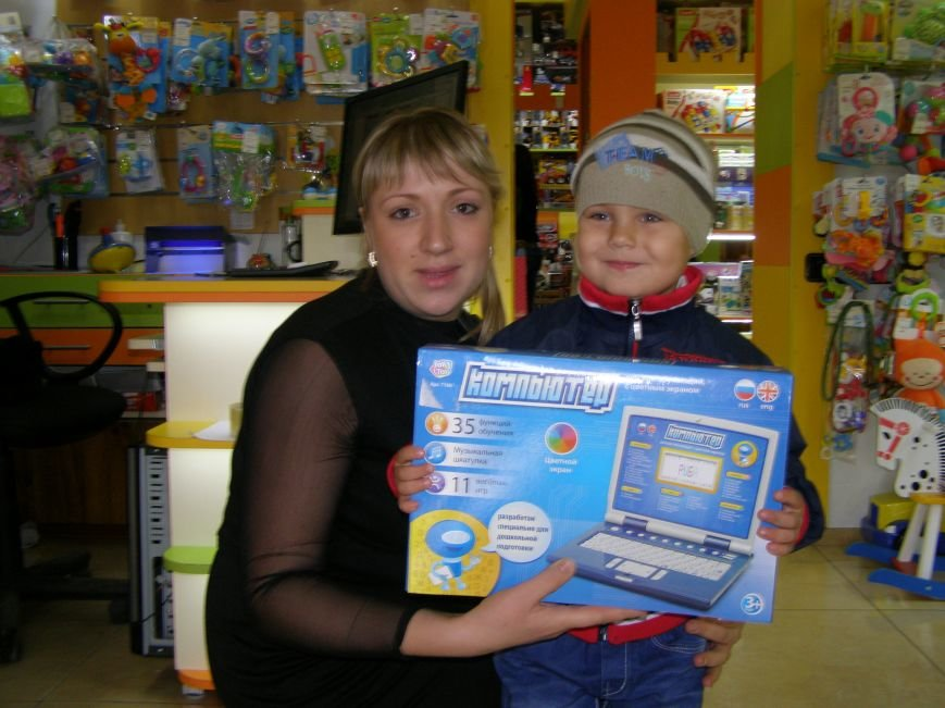 Победитель фотоконкурса «Дети в Лете» стал обладателем детского компьютера (фото) - фото 1