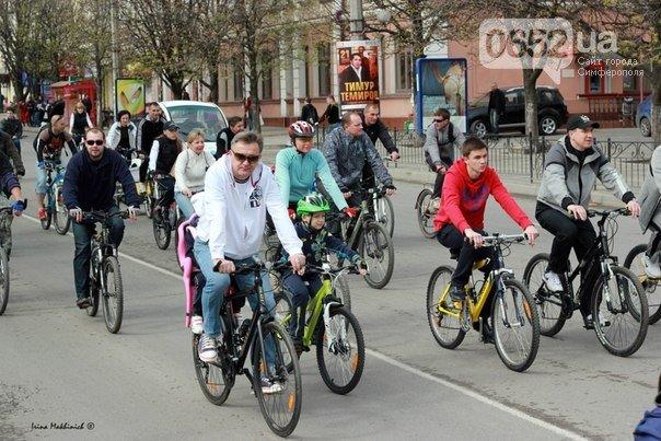 агеев на велосипеде
