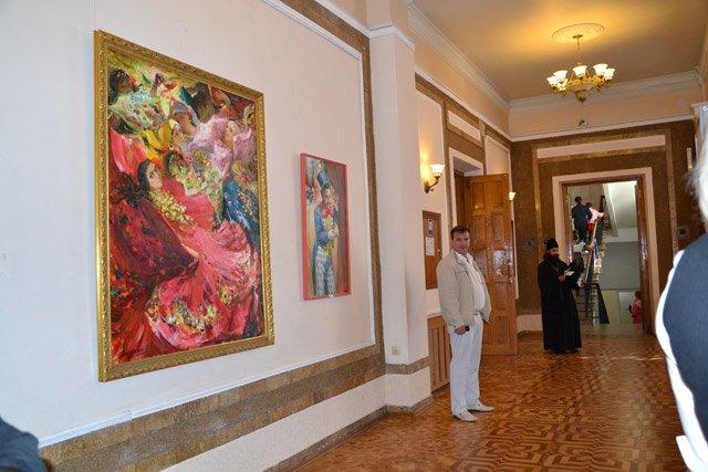 В Севастополе День туризма отметили с шоколадным фонтаном, мороженым из СССР и «угадайкой» [фото] (фото) - фото 9