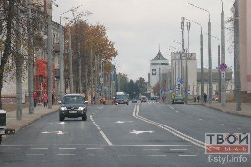 20130916_Гродно_Улица Будёного_открылась-2