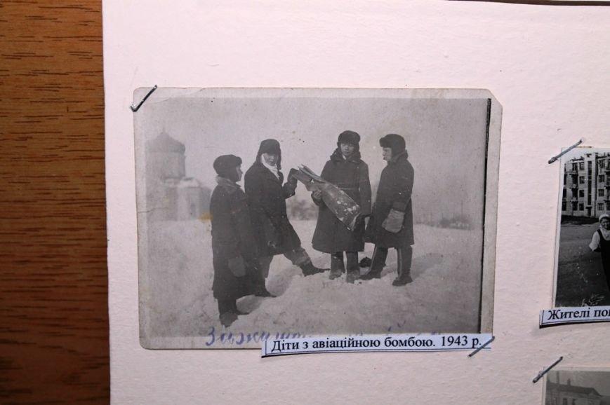 В Артемовском музее организовали выставку к годовщине освобождения Украины, фото-1