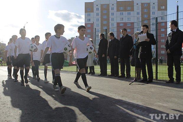 Витебск мини-поле для футбола (1)