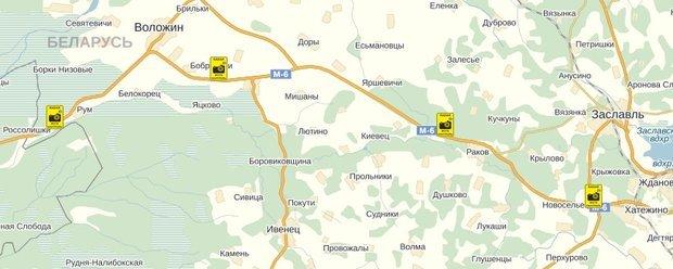 камеры Гродно-Минск