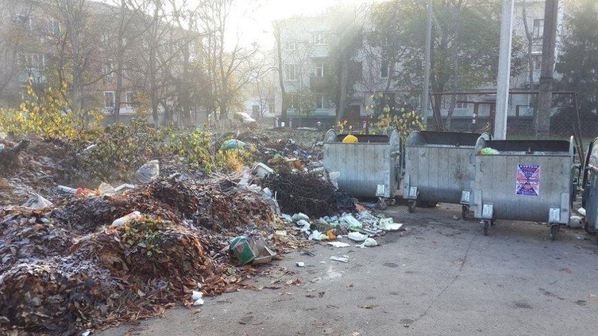 Свалка мусора ул. Паустовского  34(1)