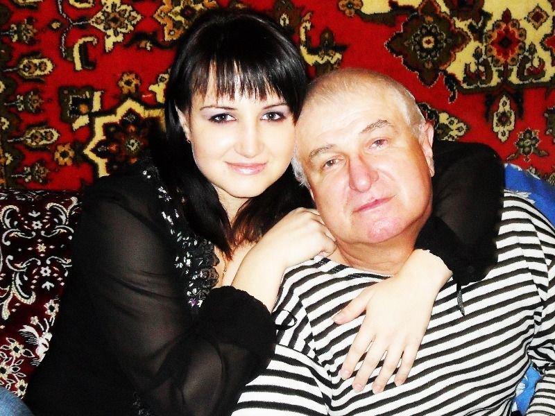 С любимым папой