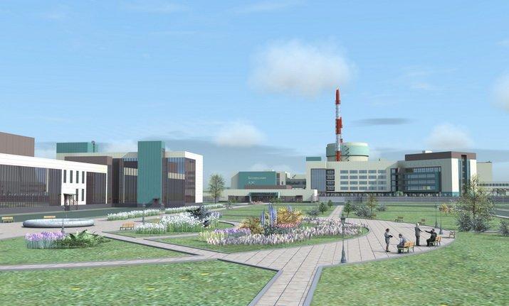 Гродно атомная станция островец
