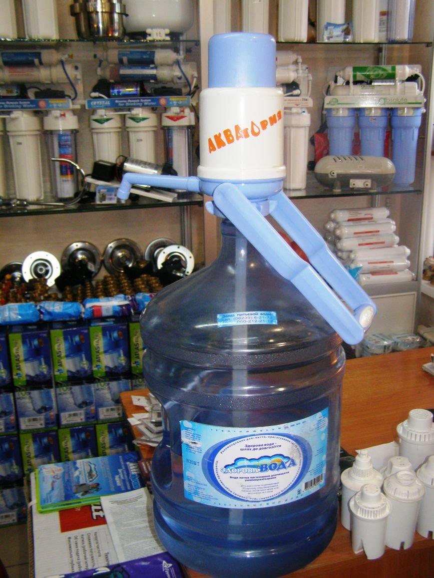 В Красноармейске есть качественная питьевая вода (фото) - фото 7