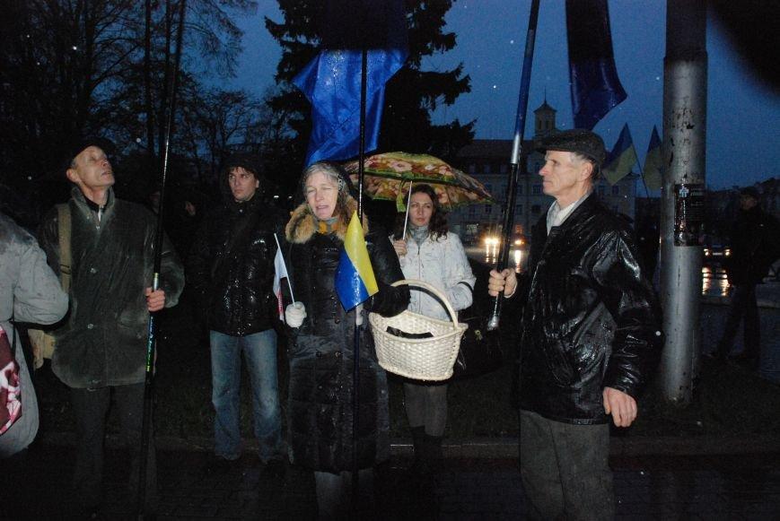 Чернигов – за ЕС (ОБНОВЛЕНО+ФОТО), фото-1