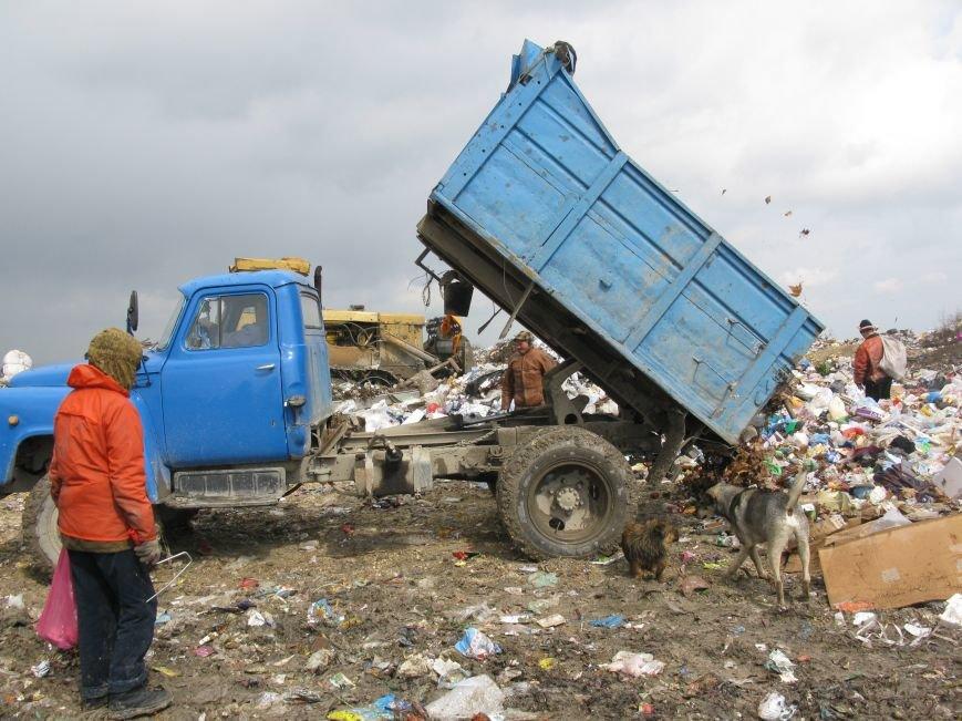 мусор+свалка