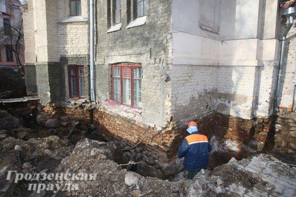 20131128_гродно_лютеранская кирха реставрация-2