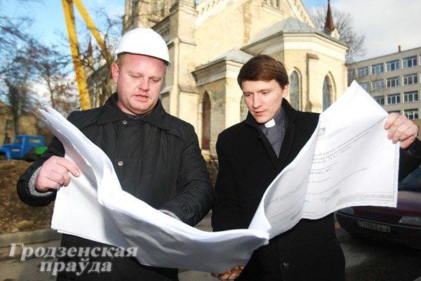 20131128_гродно_лютеранская кирха реставрация-1