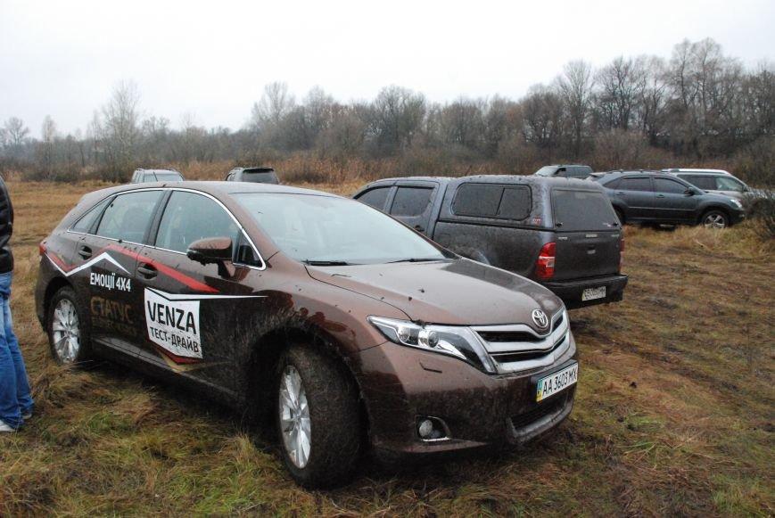 Внедорожники Toyota вырвались на волю (ФОТО), фото-1