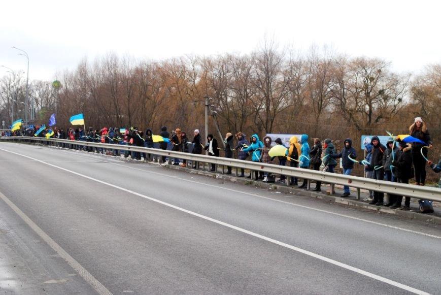 2013 11 29 - Дубно Євроланцюг (6)