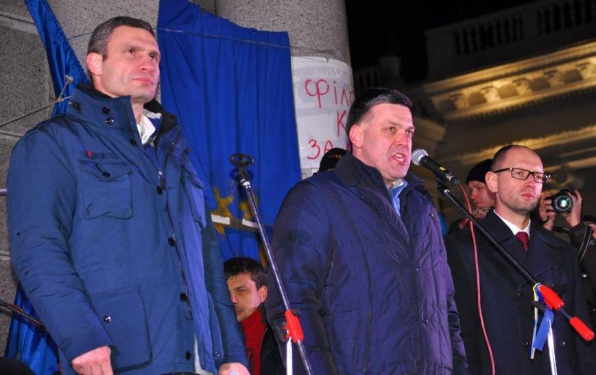 Время «Евромайданов» - мечта смешанная с кровью (фото), фото-7