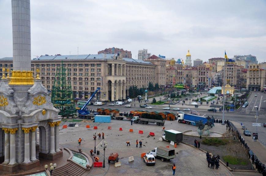 Время «Евромайданов» - мечта смешанная с кровью (фото), фото-9