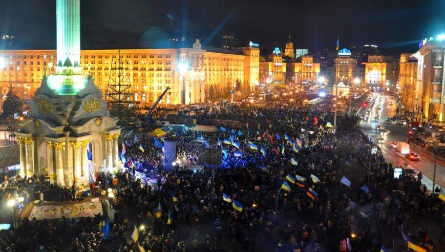Время «Евромайданов» - мечта смешанная с кровью (фото), фото-8