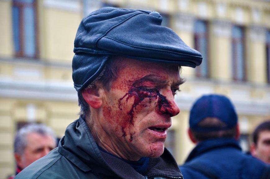 Время «Евромайданов» - мечта смешанная с кровью (фото), фото-12