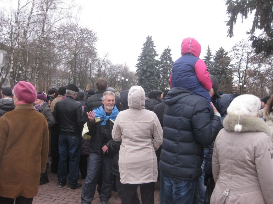 Евромайдан 1 декабря 027