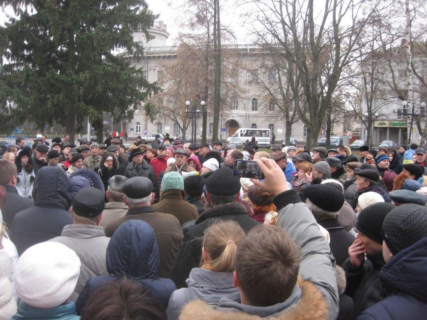Евромайдан 1 декабря 010