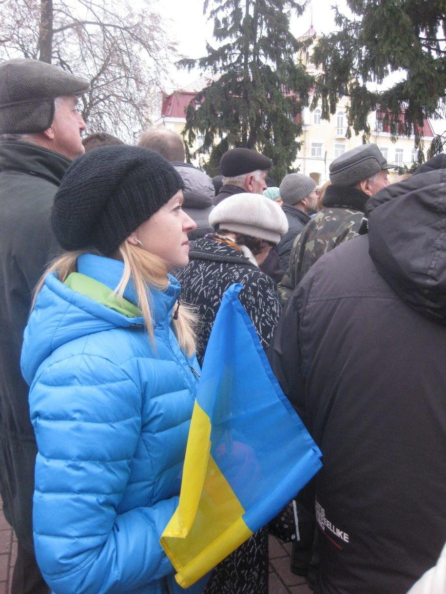 Евромайдан 1 декабря 025
