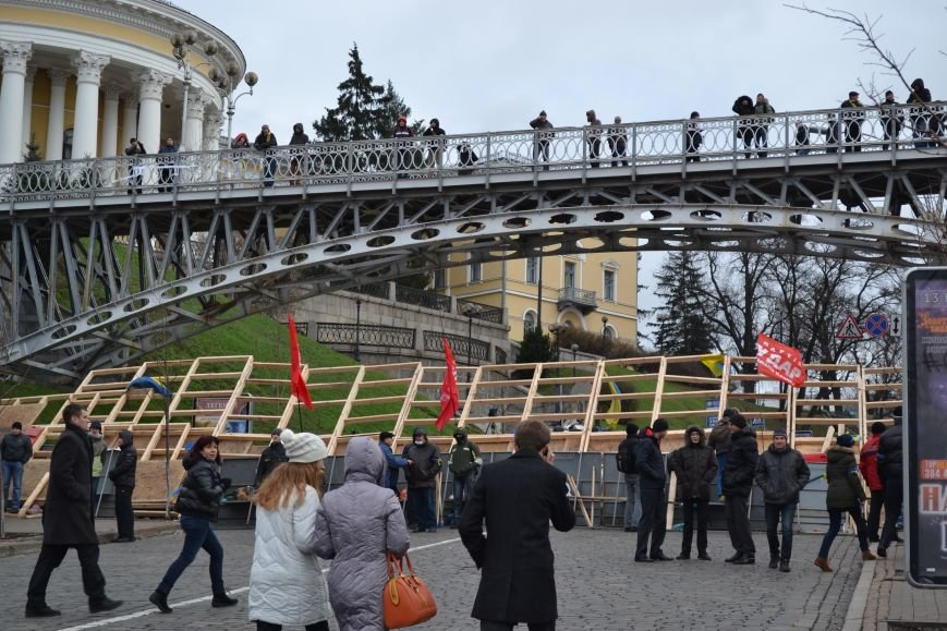 Київський Євромайдан очима активістів (ФОТОРЕПОРТАЖ), фото-4