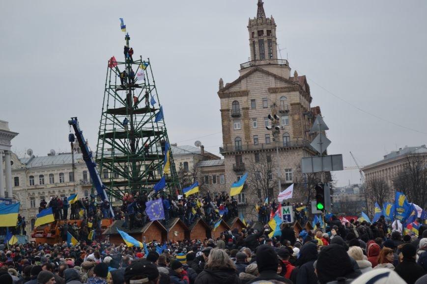 Київський Євромайдан очима активістів (ФОТОРЕПОРТАЖ), фото-2
